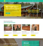 Furniture Website  Template 56073
