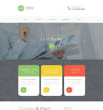Website  Template 56075