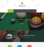 Sport Website  Template 56076