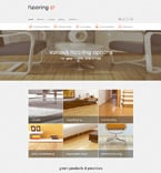 Furniture Website  Template 56096