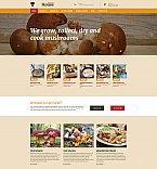 Agriculture Moto CMS 3  Template 56099