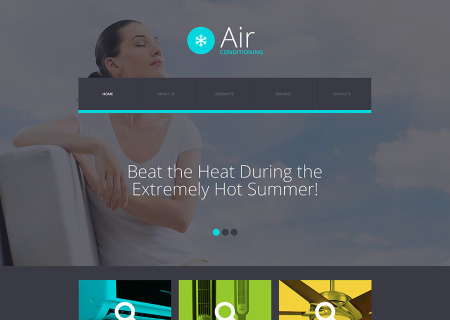 Air Conditioning Responsive