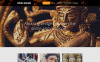"""Hindu Temple"" - адаптивний Шаблон сайту New Screenshots BIG"