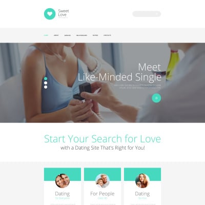 Start Dating-Seite