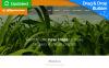 Reszponzív Mezőgazdasági  Moto CMS 3 sablon New Screenshots BIG