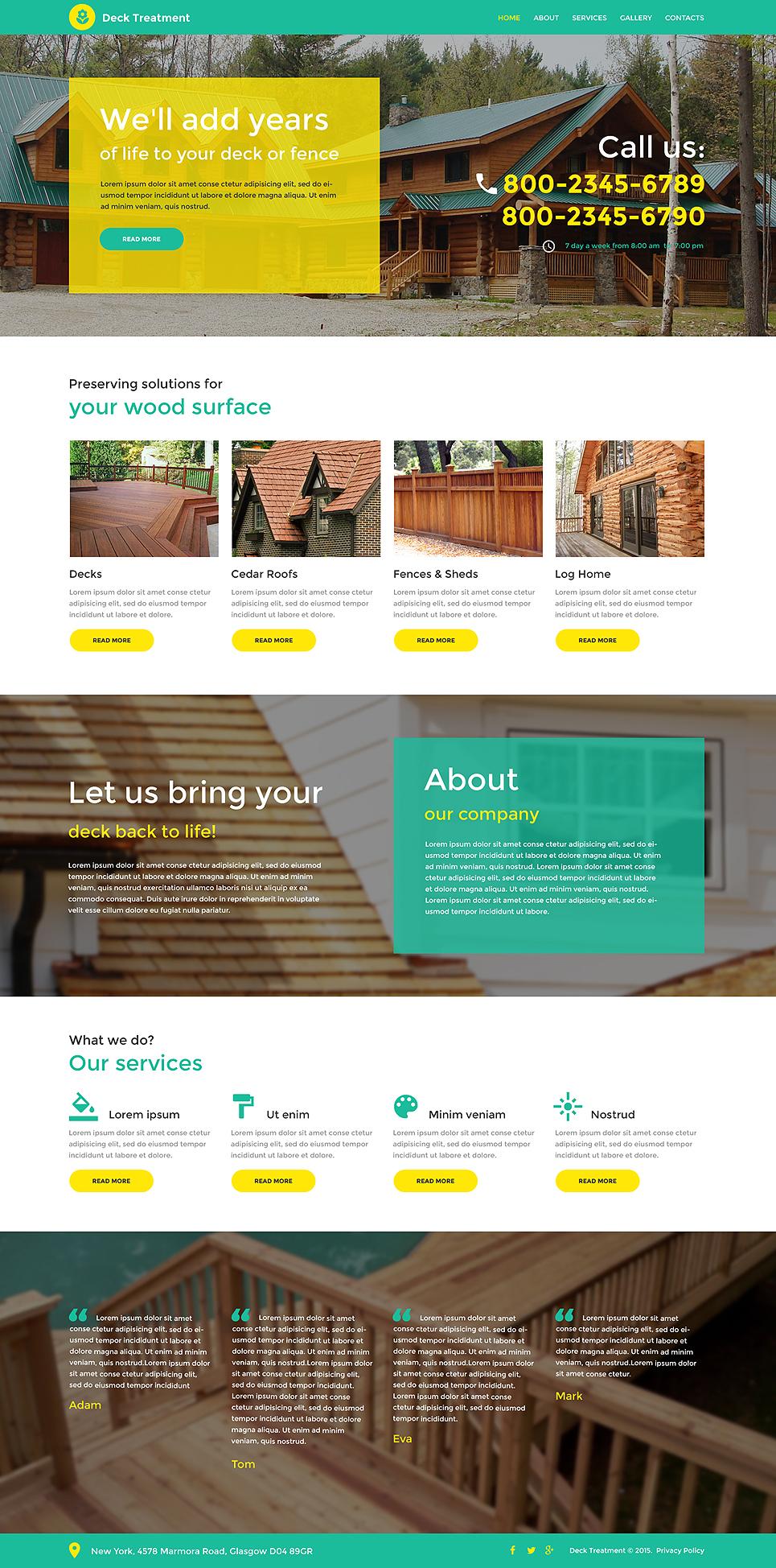 Template siti web 56073 per un sito di design di interni for Siti design interni