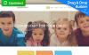 Template Moto CMS 3 Responsive #56047 per Un Sito di Scuola Primaria New Screenshots BIG