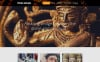 Template Web Flexível para Sites de Hinduísmo №56030 New Screenshots BIG