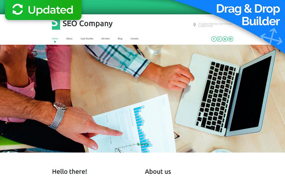 Responsive Moto CMS 3 Template over SEO Website New Screenshots BIG