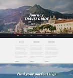 Travel Moto CMS 3  Template 56104