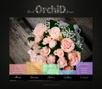 Flowers PSD  Template 56119