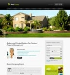 Real Estate PSD  Template 56129