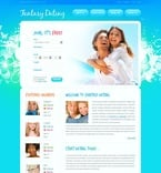 Dating PSD  Template 56142