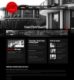 Real Estate PSD  Template 56144