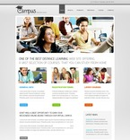 Education PSD  Template 56147
