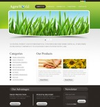 Agriculture PSD  Template 56154