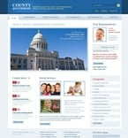 Politics PSD  Template 56157
