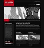 Security PSD  Template 56159