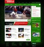Sport PSD  Template 56160