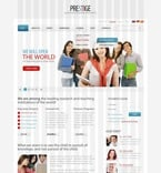 Education PSD  Template 56161