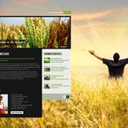 Agriculture PSD  Template 56162