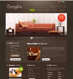 Hotels PSD  Template 56168