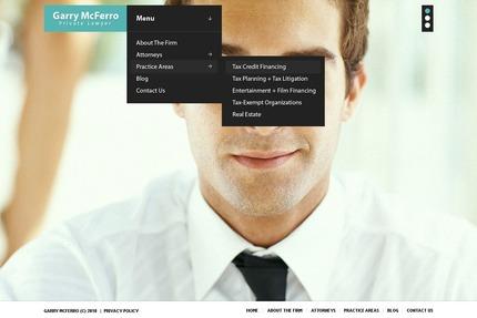 PSD макет сайта №56177