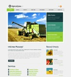 Agriculture PSD  Template 56185