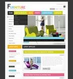 Furniture PSD  Template 56188