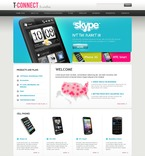Communications PSD  Template 56192