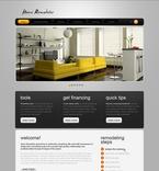 Furniture PSD  Template 56198