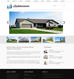 Architecture PSD  Template 56199