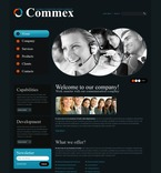 Communications PSD  Template 56236
