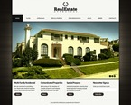 Real Estate PSD  Template 56270
