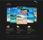 Travel PSD  Template 56280