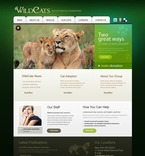 Animals & Pets PSD  Template 56292