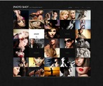 Art & Photography PSD  Template 56308