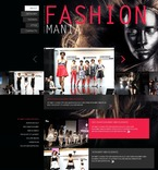 Fashion PSD  Template 56315