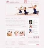 Education PSD  Template 56322
