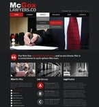 Law PSD  Template 56331