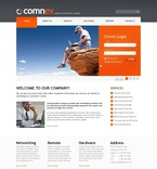 Communications PSD  Template 56359