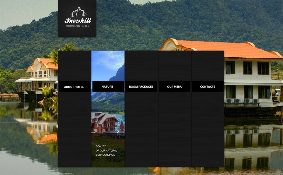PSD Template over Hotels  New Screenshots BIG