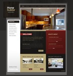 Architecture PSD  Template 56373