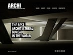 Architecture PSD  Template 56385