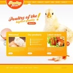 Agriculture PSD  Template 56395