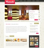 Hotels PSD  Template 56400