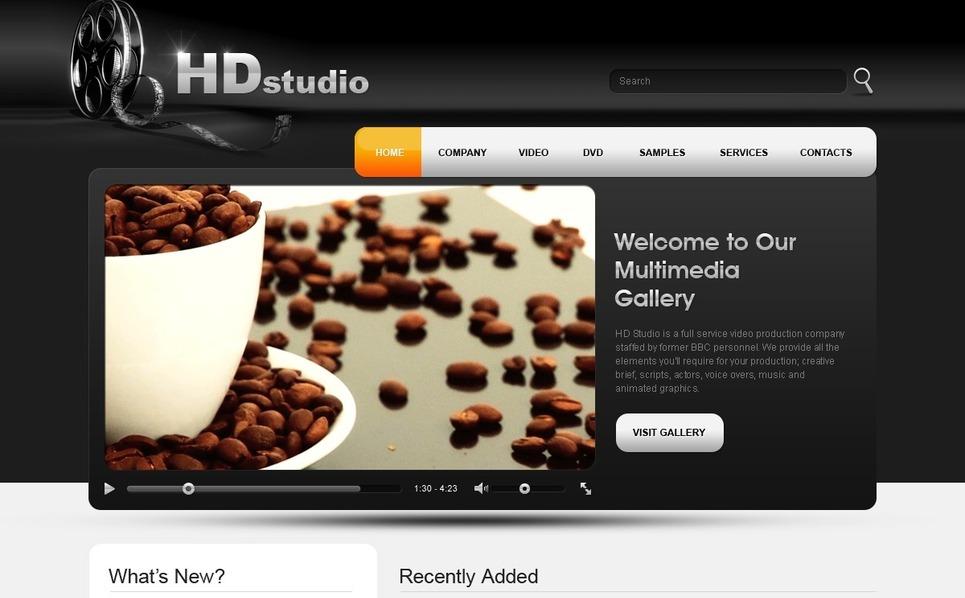 Video Galeri  Psd Şablon New Screenshots BIG