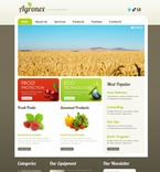 Agriculture PSD  Template 56417