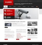 Security PSD  Template 56427