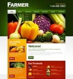 Agriculture PSD  Template 56429